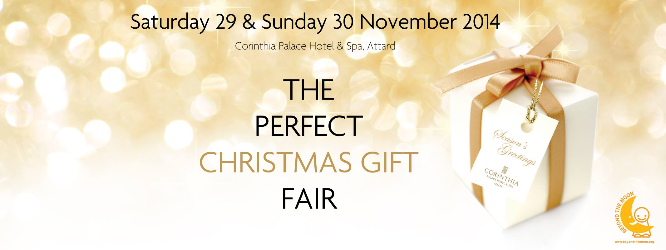 The Perfect Christmas Gift Fair event